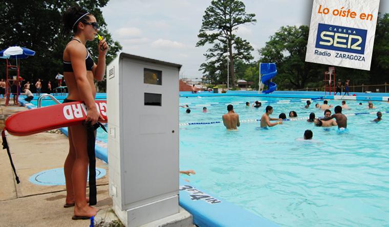 Instalar n radares de velocidad en las piscinas for Piscinas publicas zaragoza