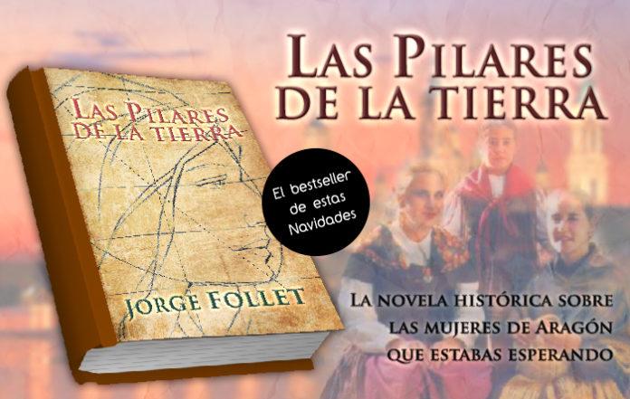 'Las Pilares de la Tierra', el bestseller en Aragón de estas Navidades