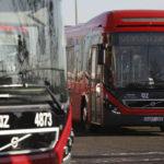 Los nuevos autobuses híbridos funcionarán con el cierzo
