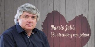 Narcís Julià buscará el cariño perdido en 'First Dates'