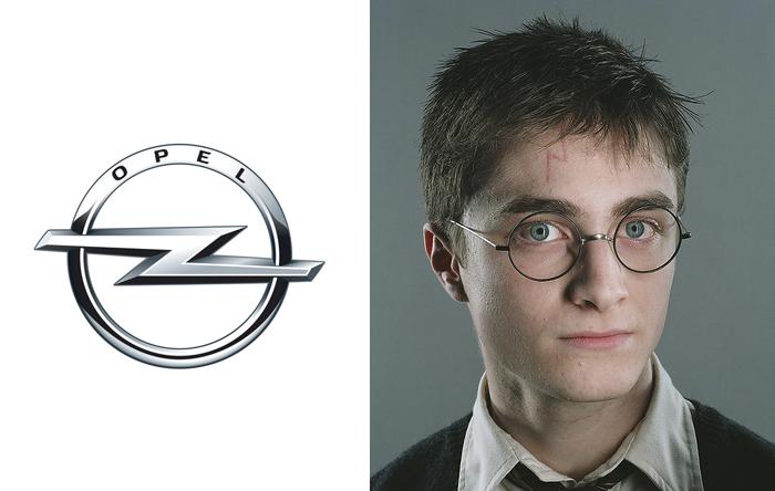 Opel demandará a Harry Potter por plagiar su logo