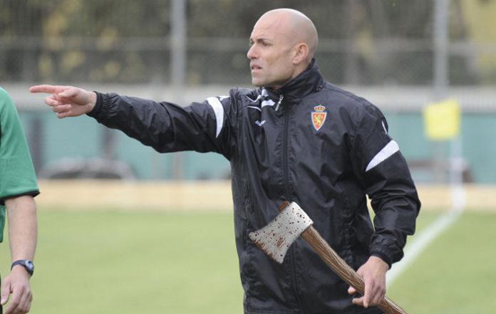 César Láinez, nuevo entrenador del Real Zaragoza, sacrificará a un canterano por cada partido que pierdan