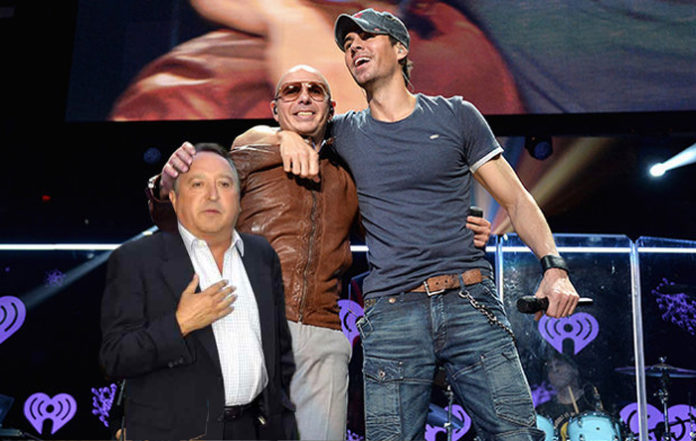 """Fernando Esteso versionará junto a Pitbull y Enrique Iglesias """"La Ramona"""""""