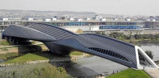 El Pabellón Puente recibe el premio a la estructura más inútil del siglo XXI