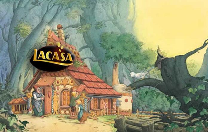 Demuestran que La Casita de Chocolate de Hansel y Gretel es en realidad la fábrica de Lacasa