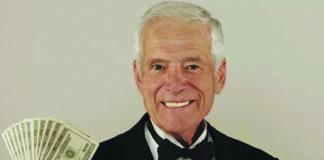 El autor del 'jodo', entre los 5 primeros de la lista Forbes