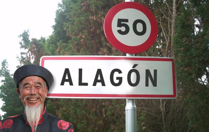 Confirmado: Alagón lo fundó un chino