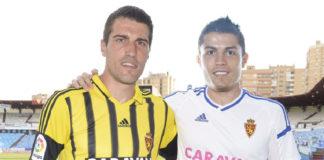 Cristiano Ronaldo podría fichar por el Real Zaragoza gracias a la presiones de su novia aragonesa