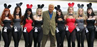 Un anciano de Lécera sustituirá a Hugh Hefner como propietario de la Mansión Playboy
