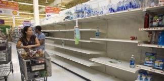El inicio de las Fiestas del Pilar deja sin alcohol a los supermercados de Zaragoza