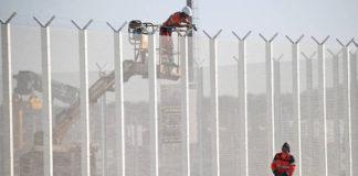 El Parking Norte de la Expo, al más puro estilo Donald Trump, levantará un muro para separar los menores de los adultos