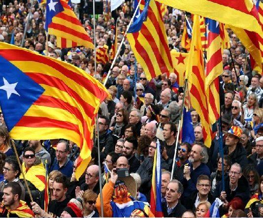 """El origen aragonés de los catalanes queda probado tras """"su cabezonería con la independencia"""""""