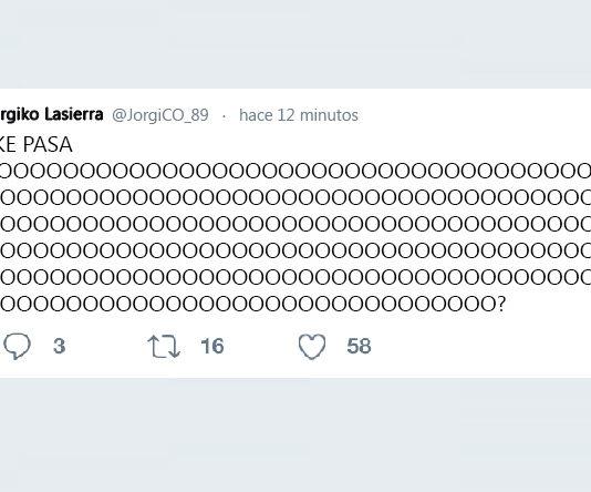 """Gracias a los 280 caracteres de Twitter los canis de Aragón ya pueden escribir el """"coooo"""" de forma realista"""