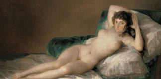 La maja desnuda denuncia por acoso a Francisco de Goya