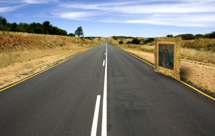 Encuentran la pieza que faltaba de Sijena haciendo autostop camino de Aragón