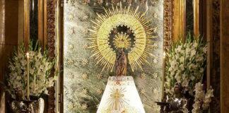 """La Virgen del Pilar, harta: """"El Real Zaragoza no va a subir, que dejen de pedir por él"""""""