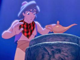 """""""Aladín y la lámpara majica"""", el nuevo remake aragonés de Disney"""