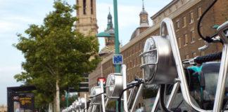 Sufre un ataque epiléptico a causa de los destellos de las luces de las bicis de Bizi Zaragoza