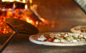 Pizzeros aragoneses crean la pizza dos estaciones: verano e invierno