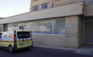 Hospitalizado un trabajador de la empresa Caro tras caérsele un Adoquín del Pilar