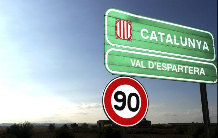 Cataluña reclama como propio Valdespartera y la llama Val d'espartera