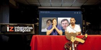 Federación Interpeñas de Zaragoza propone celebrar las fiestas por Skype