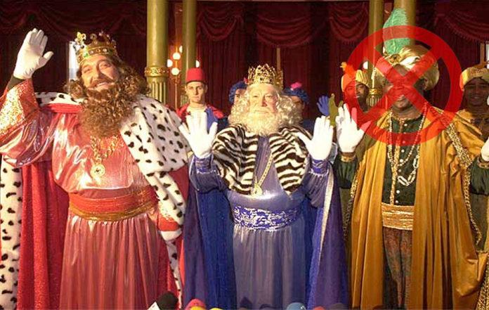 Matrimonio simpatizante de VOX intentan explicar a sus hijos que este año solo vendrán dos Reyes Magos