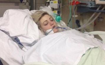 Continúa grave la joven que perdió la lengua en Cincomarzada después de quemarse con la primera cucharada de rancho