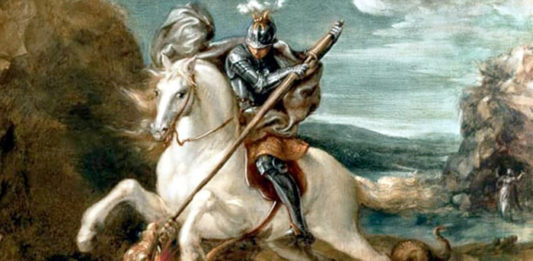 San Jorge será el protagonista en la próxima película 'Cómo entrenar a tu dragón 4'