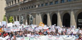 Teruel Existe alargará las fiestas de la Vaquilla todo el año para solucionar el problema de la despoblación