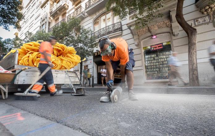 Pastas Romero donará cien kilos de fideos para reparar las calzadas de Zaragoza