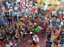 Varios pueblos aragoneses reconocen haberse inventado Santos para alargar las fiestas