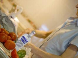 Una señora de Alquezar preparaba gazpacho y acabó haciendo un Bloody Mary