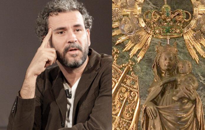 La Virgen del Pilar contesta a Willy Toledo: