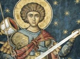 San Jorge pudo originar el coronavirus al comerse el dragón después de matarlo
