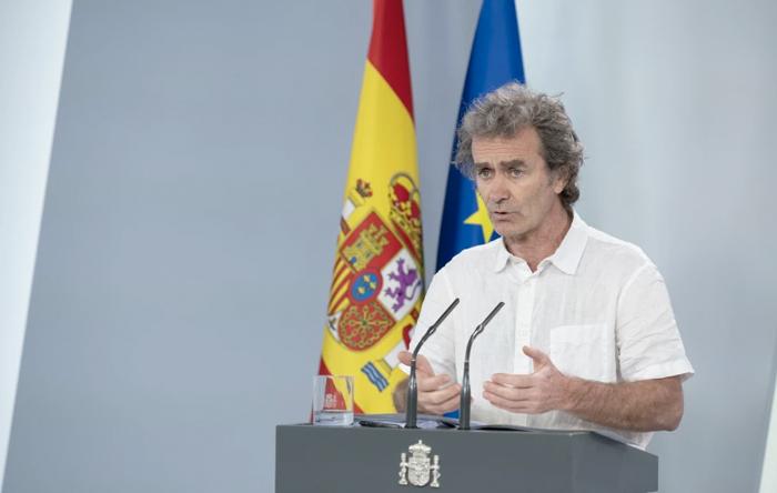 Fernando Simón será la voz del tranvía de Zaragoza a partir del 2021