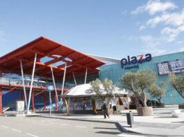 El centro comercial Plaza pedirá pasar directamente a la Fase 3