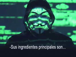 Anonymous filtra los ingredientes de la salsa de la Mejillonera y Calamar Bravo