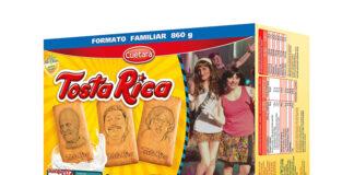 Los personajes de 'Oregón TV' protagonizarán la nueva campaña de galletas Tostarica
