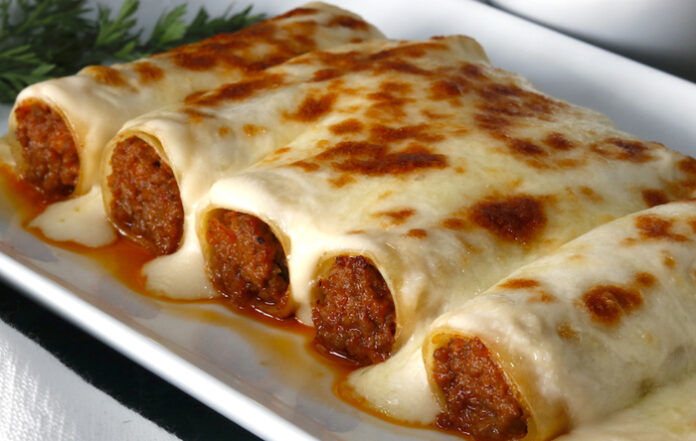 La Academia Aragonesa de Gastronomía confirma que los canelones son el plato que más tiempo hace no comes