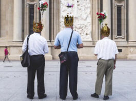 Los Reyes Magos dan positivo en coronavirus y serán sustituidos por los hombres del palo