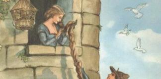 El príncipe que rescató a Rapunzel, decepcionado después de que ésta le lanzara su trenza y no una de Almudévar