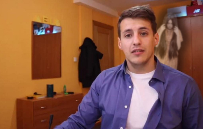 El noticiario matinal aragonés de Jorge Pueyo contiene mensajes satánicos si lo escuchas al revés