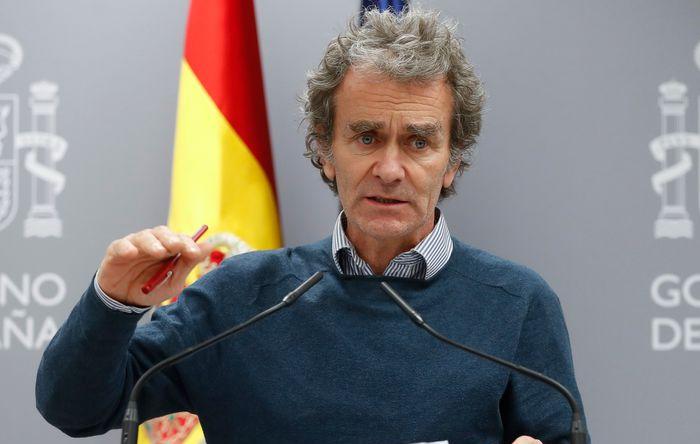 """""""Fernando Simón avisa: """"En Salou solo se emborracharán 2 o 3 jóvenes"""""""