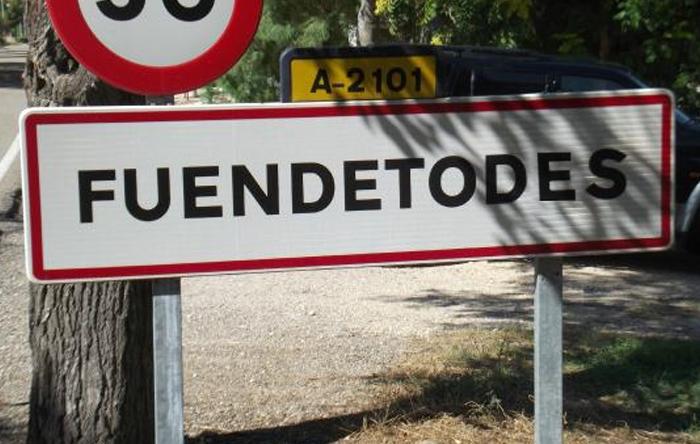 Con la intención de fomentar el lenguaje inclusivo en Aragón, Fuendetodos se llamará Fuendetodes