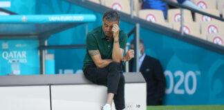 Luis Enrique se sentará en una nevera Balay en el próximo partido entre España e Italia