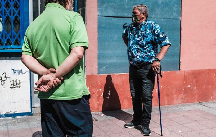 La cuenta Zaragoza Walkers será la encargada de fotografiar a quien reciba la vacuna