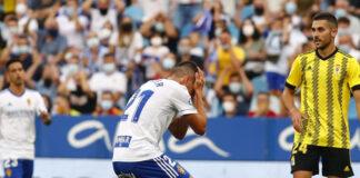 De llegar a los 10 empates seguidos, el Real Zaragoza tendrá derecho a una victoria