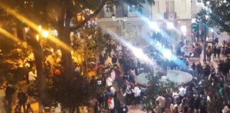 Las 'no fiestas' del Pilar provocan una oleada de no botellones